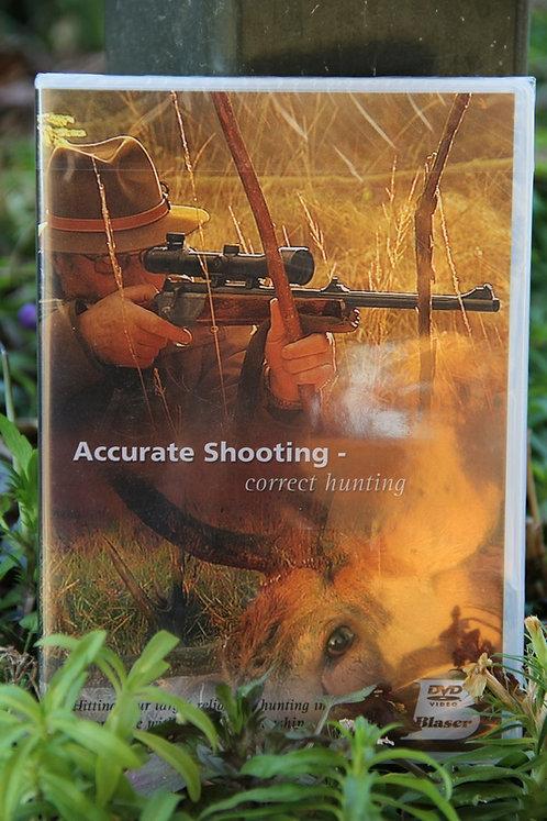 DVD - Blaser - Accurate Shooting