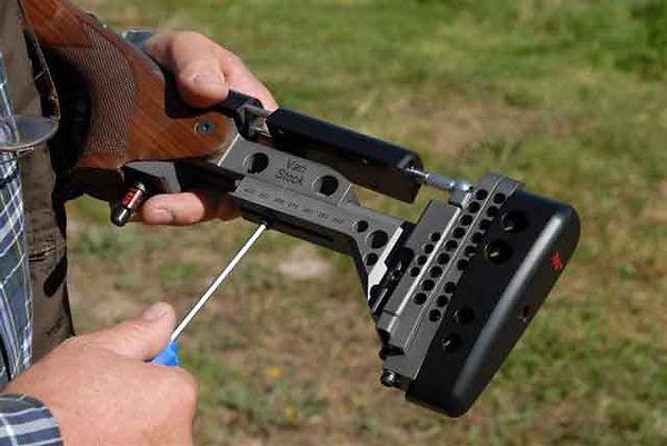 shotgun fit