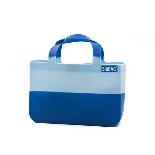 SiliBAG-mini 2 |LightBlue-Blue