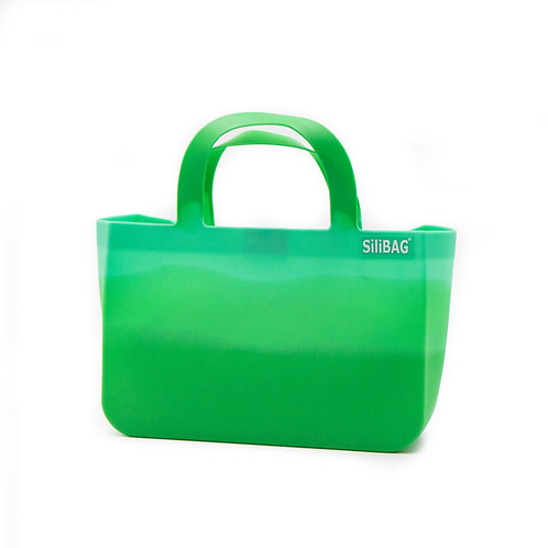 SiliBAG-mini 2|Bright Green