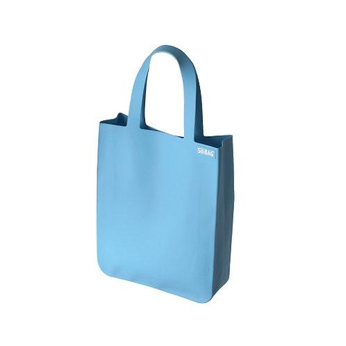 SiliBAG-1 color|Light Blue (Vertical)