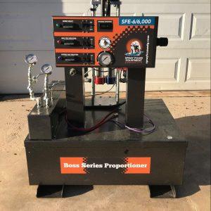 SFE 6/6K High Pressure Proportioner