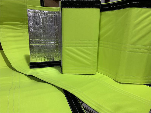 High-Viz Wrap Joints
