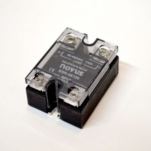 Solid State Relay for Boss