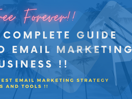 A Complete Guide to Setup Your Email Marketing Business