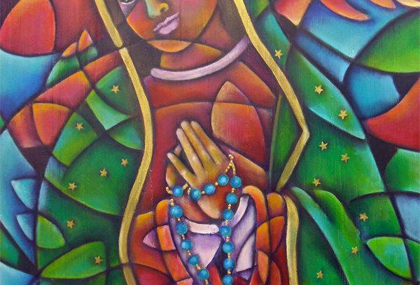 Virgen Guadalupana/Virgin