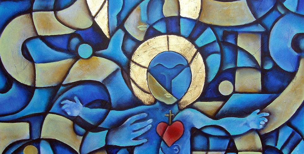 Sagrado corazón de Jesús/Sacred heart of Jesus