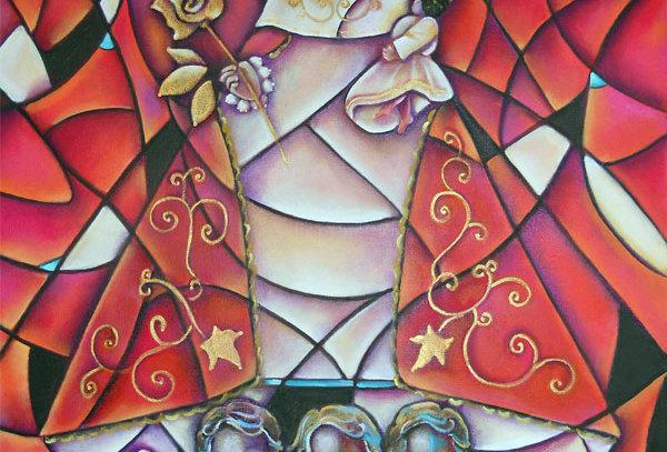 Virgen de Covadonga. La Santina