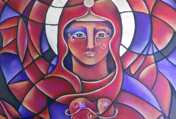 El corazón y María