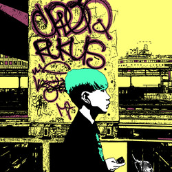 Graffiti Wall (3 Colors)