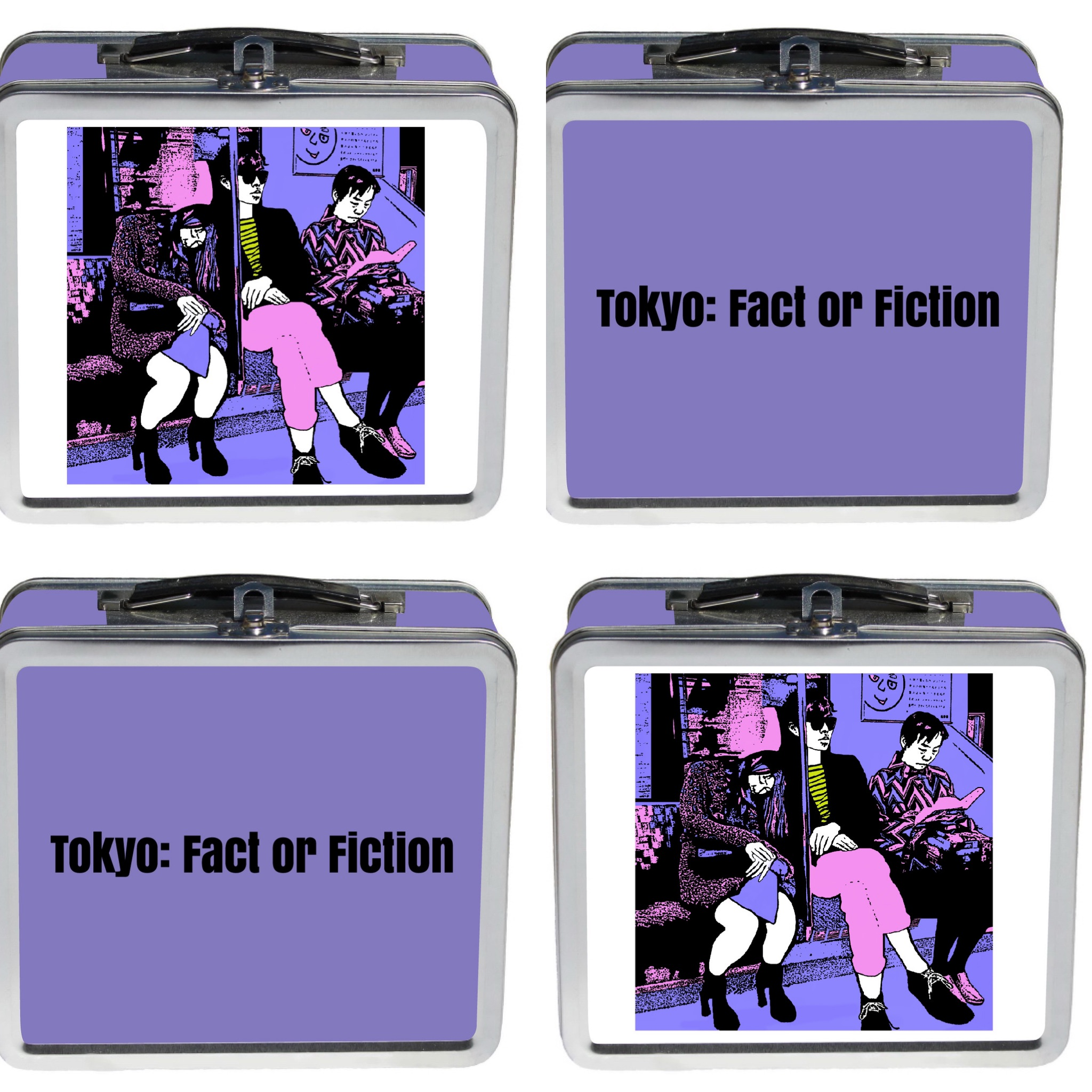 Art Boxes #tokyofactorfiction