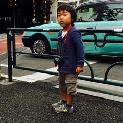 Yoyogi Camera Kid
