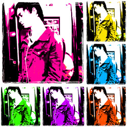 Subway Kid (6 Colors)
