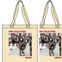 Tote Bag Design #tokyofactorfiction