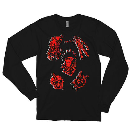Chain Breaker Long sleeve t-shirt