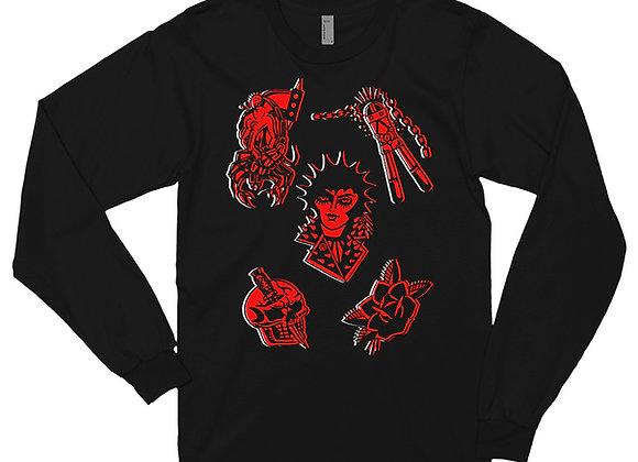 Chain Breaker Long sleeve t-shirt
