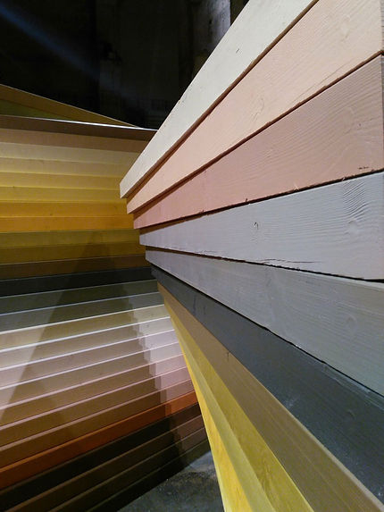 Colors, Wood, Sustainability