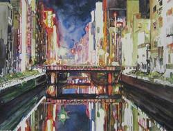 Ginza Tokyo - cm.50x38