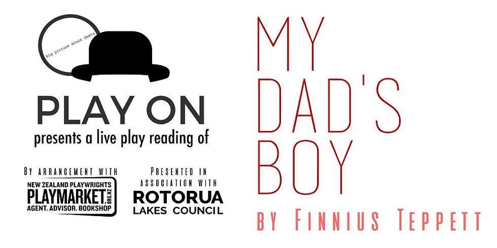 PLAY ON: My Dad's Boy by Finnius Teppett