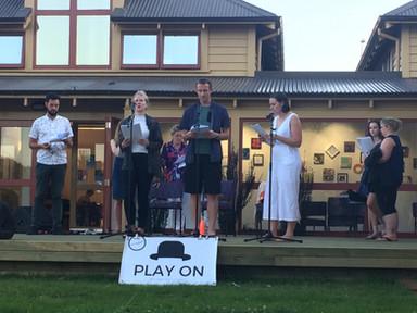 Play On - The Arts Village
