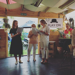 Play On - Abracadabra Cafe & Bar
