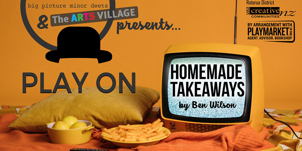 PLAY ON: Homemade Takeaways by Ben Wilson