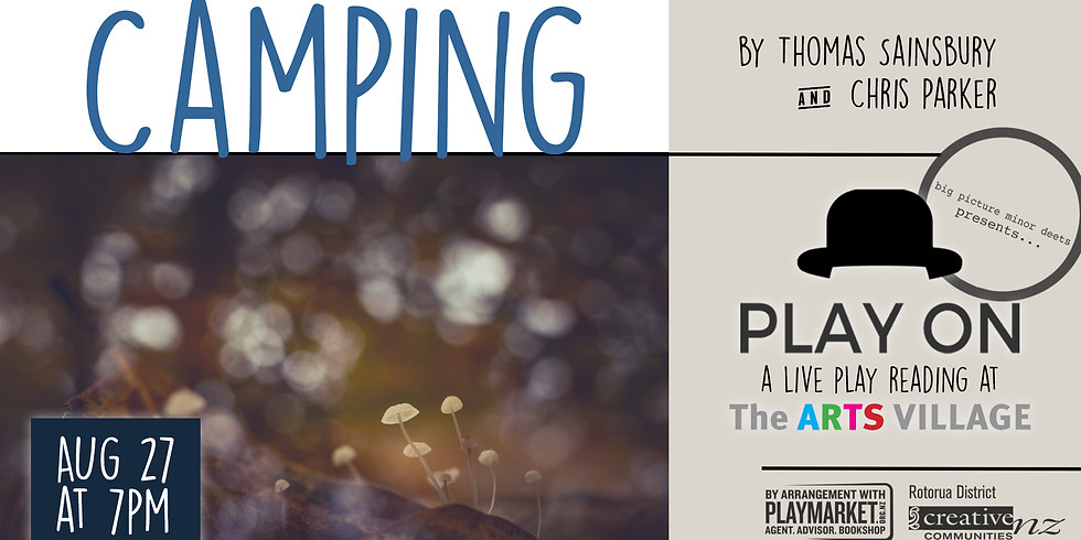 PLAY ON: Camping by Chris Parker and Thomas Sainsbury