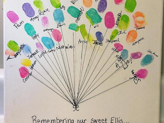 Celebration of Ellis Ann's Life