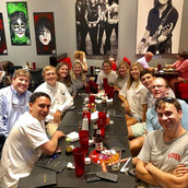 The EAC Foundation at Rock n Roll Sushi
