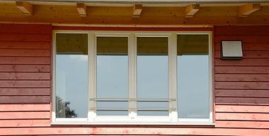 Holz-Alu-Fenster Beispiel Angerer