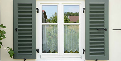 Holzfenster Beispiel Angerer