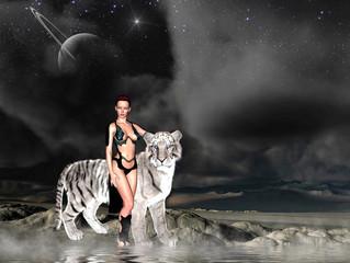 Mon tigre… doper la confiance en soi.
