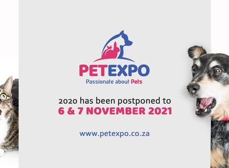 PetExpo 2020 Postponed to 2021