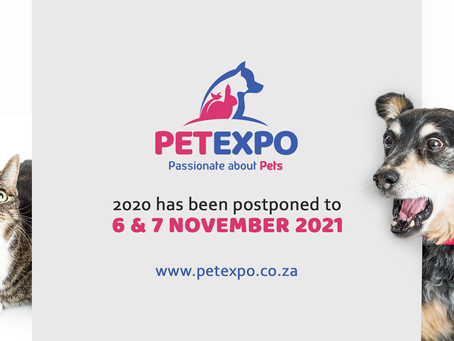 PetExpo 2020 Postponed to 2021