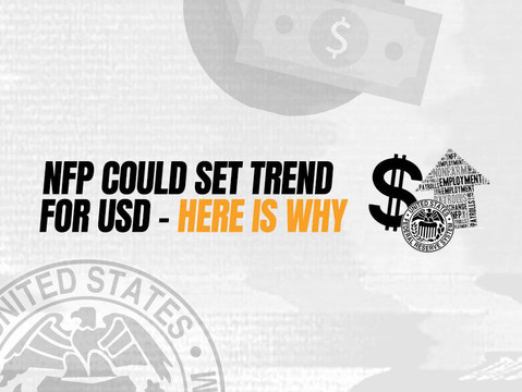 NFP Could Set the Trend for USD - Here is Why