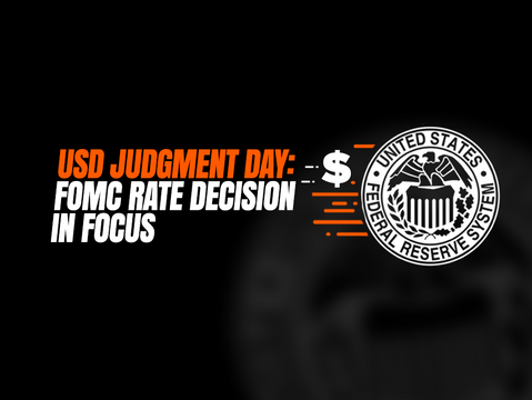 USD judgment day: FOMC Rate Decision in Focus