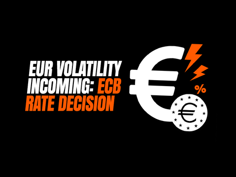Here is what to expect for EUR: ECB rate decision