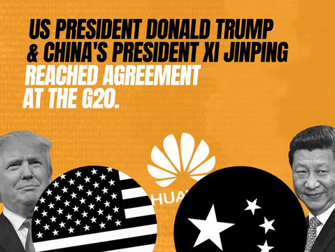 Trump Trade Truce: China Avoids Tariffs & U.S. Lift Huawei Ban