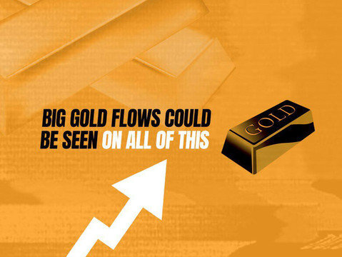 Big Gold Flows Could Be Seen on All of This