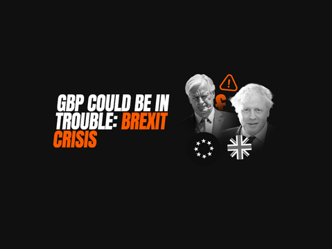 GBP could be in trouble with fresh Brexit crisis