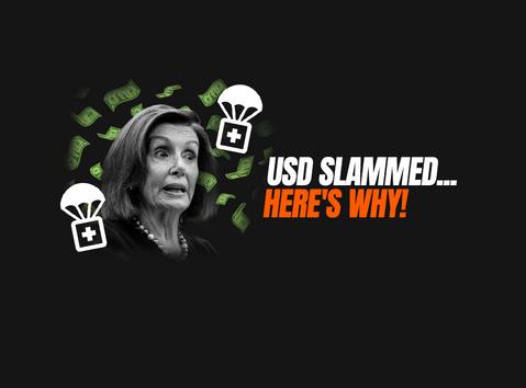 USD Slammed... Here's Why!