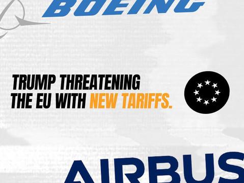 Trump Now Threatening Damaging Tariffs on EU