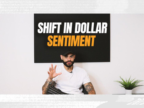 Change in USD Sentiment