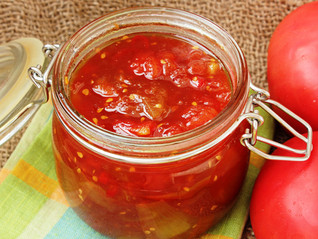 Ketchup aux fruits de grand-maman