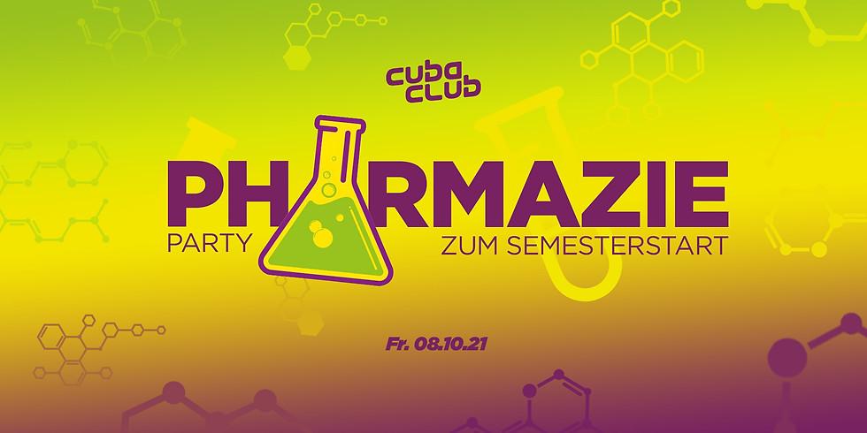 Pharmarzie Semesterstartparty