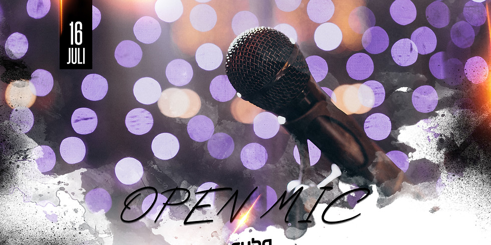 Open Mic + Afterparty