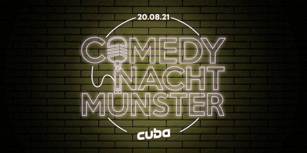 Comedy Nacht Münster