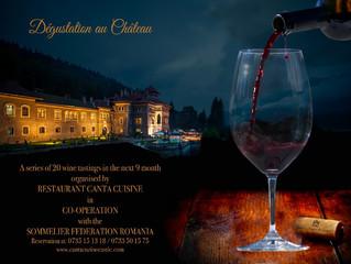 Taste the best of Greece! Vinuri cotate cu puncte Parker și premiate internațional, pe 8 aprilie, la