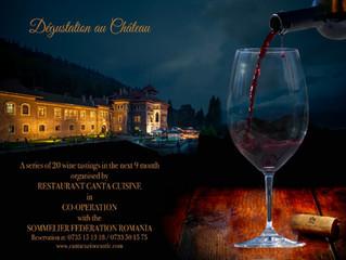 Crama Oprișor aduce Oltenia Profundă și o surpriză magnum, pe 25 martie, la Castelul Cantacunzino