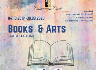 Books & Arts: Arta lecturii la Castelul Cantacuzino   Books & Arts: The Art of Reading at th